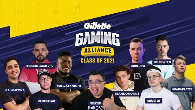 Gillette gaming alliance 2021